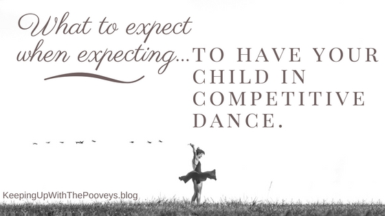 What to expect when expecting...